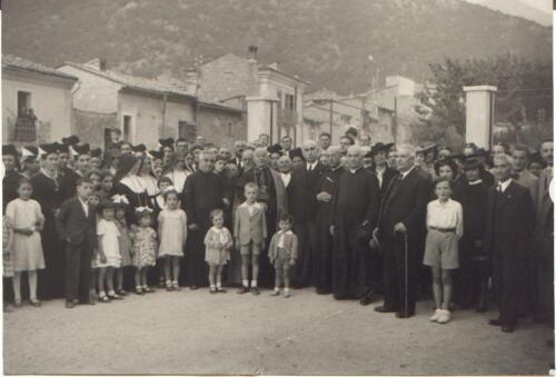 1938 Asilo Ricevimento per Mons. Rotolo-317