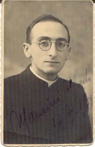 D. Alfredo Mancini parroco di Frattura di Scanno-367